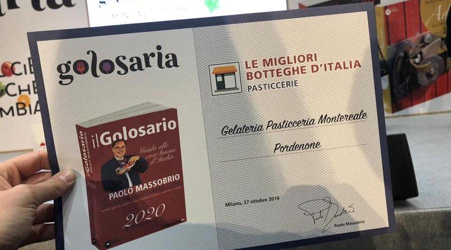 LE MIGLIORI BOTTEGHE D'ITALIA-PASTICCERIE