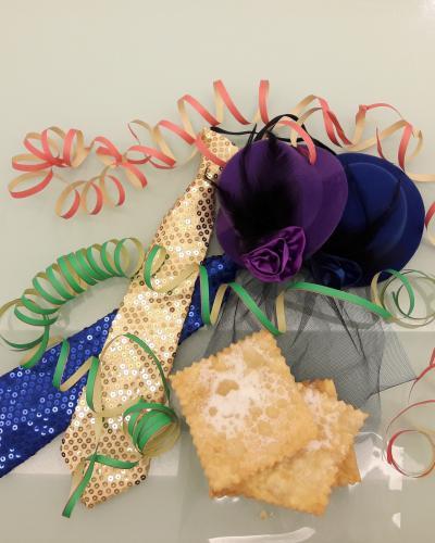 La leggerezza del Carnevale alla Montereale!